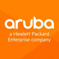 ARUBA, a company of Hewlett Packard Enterprise