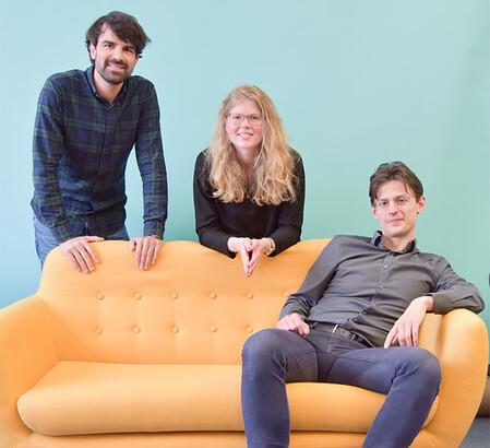 Matthias Spieß, Ronja Liepold, Alexander Janik