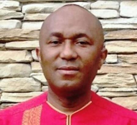 Eddy C.  Agbo