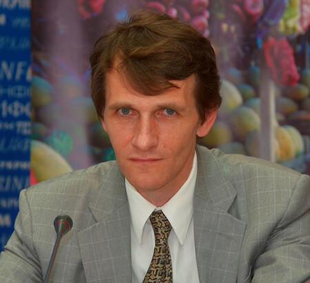 Oleksandr Kaliberda