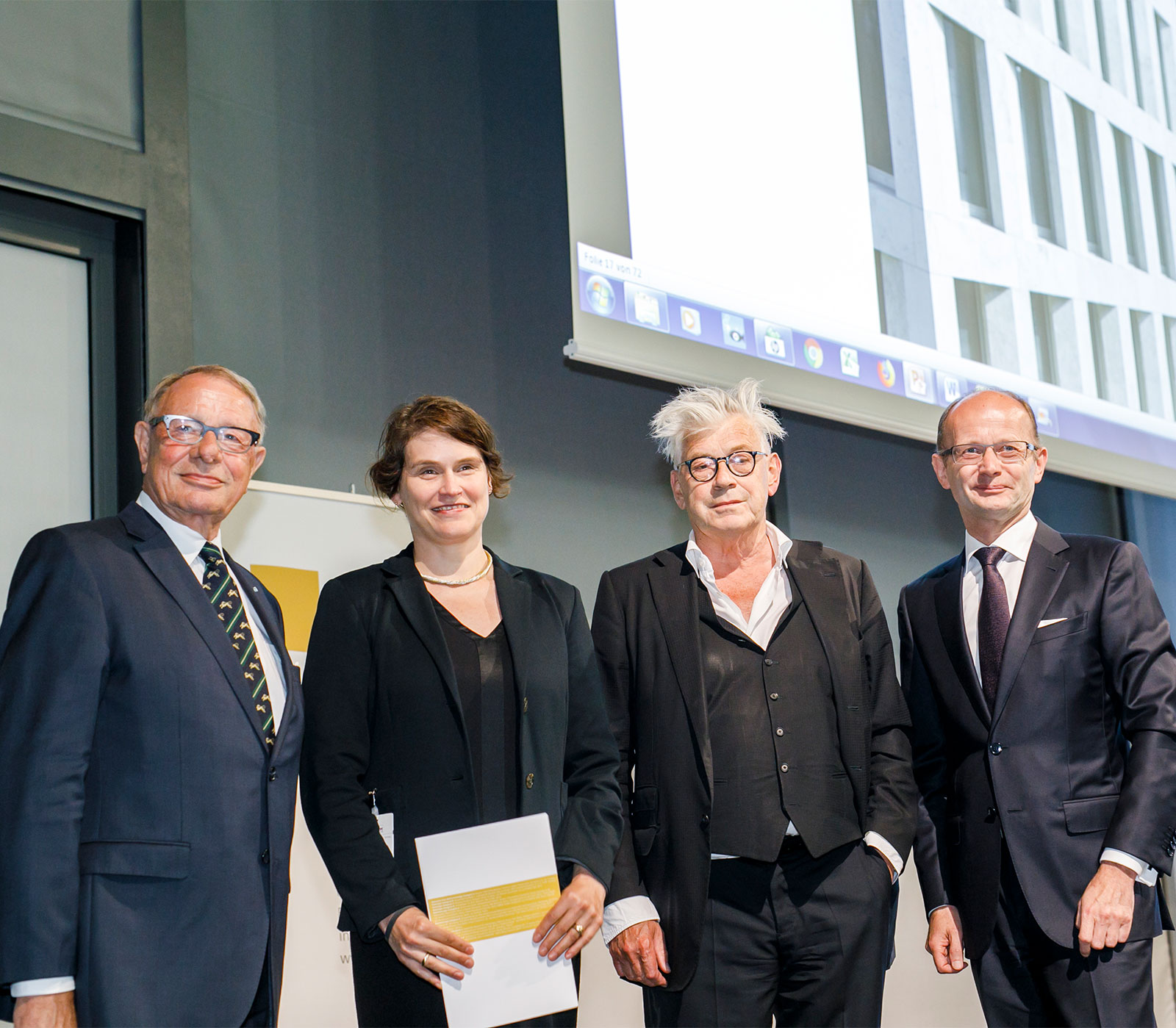 Natural Stone and Architecture - German Natural Stone Award ceremony