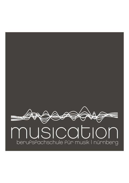 LOGO_MUSICATION Berufsfachschule für Musik