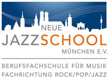 LOGO_Berufsfachschule für Musik Fachrichtung Rock/Pop/Jazz des Neue Jazzschool München e.V.