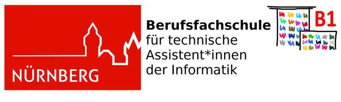 LOGO_Berufsfachschule für technische Assistenten der Stadt Nürnberg