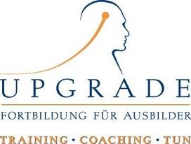 LOGO_UPGRADE Fortbildung für Ausbilder GmbH