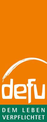 LOGO_defu - dem Leben verpflichtet