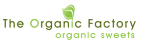 LOGO_The Organic Factory B.V. (confectionery)