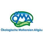 LOGO_ÖMA - Ökologische Molkereien Allgäu