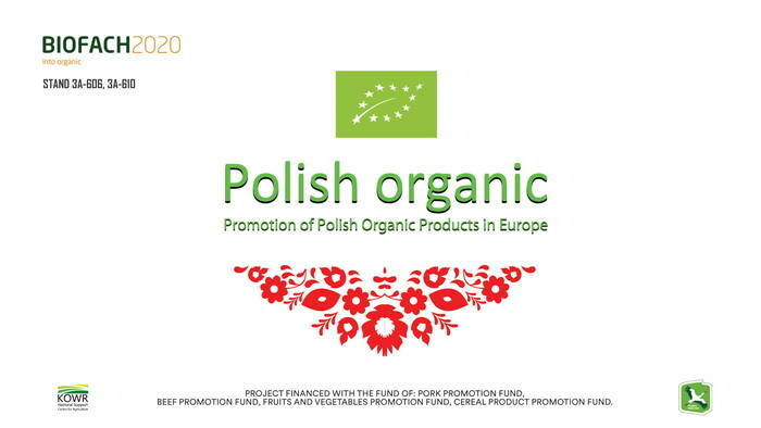 LOGO_Promotion of Polish organic products