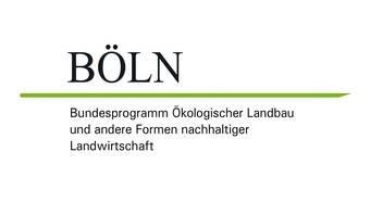 LOGO_Bundesanstalt für Landwirtschaft und Ernährung (BLE), Bundesprogramm Ökologischer Landbau und andere Formen nachhaltiger Landwirtschaft (BÖLN)