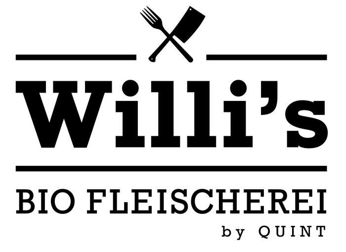 LOGO_Willi's Bio Fleischerei by Quint