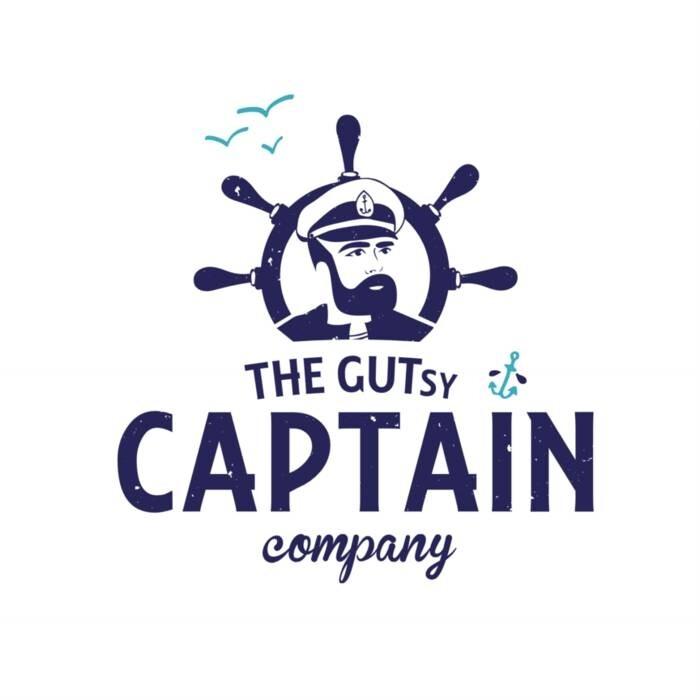LOGO_The GUTsy Captain company