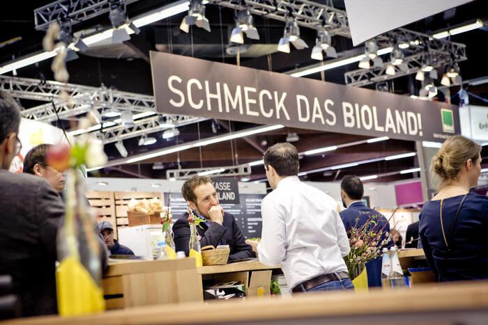 LOGO_Schmeck das Bioland - Restaurant