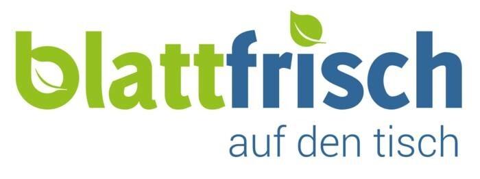 LOGO_blattfrisch GmbH