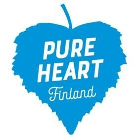 LOGO_Pure Heart Finland / Rein herzlich aus Finnland