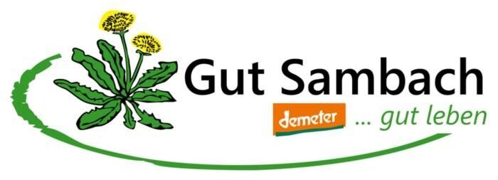 LOGO_Gut Sambach gGmbH Sozialtherapie und ökologischer Landbau