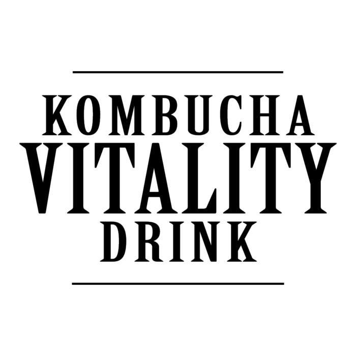 LOGO_KOMBUCHA VITALITY DRINK