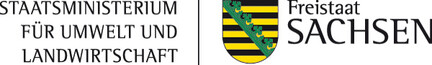 LOGO_Sächsisches Staatsministerium für Umwelt und Landwirtschaft Referat 22 /  Markt & Absatz; Referat 33 Ökologischer Landbau