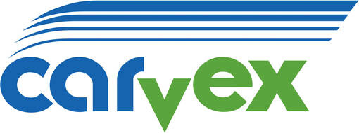 LOGO_CARVEX Verfahrenstechnologie für Lebensmittel & Pharma