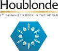 LOGO_Houblonde, 1st organic & dynamized beer in the World!