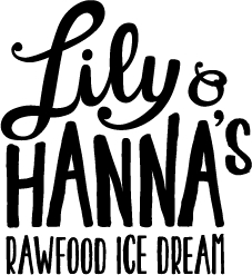 LOGO_Lily & Hannas Rawfood Ice Dream