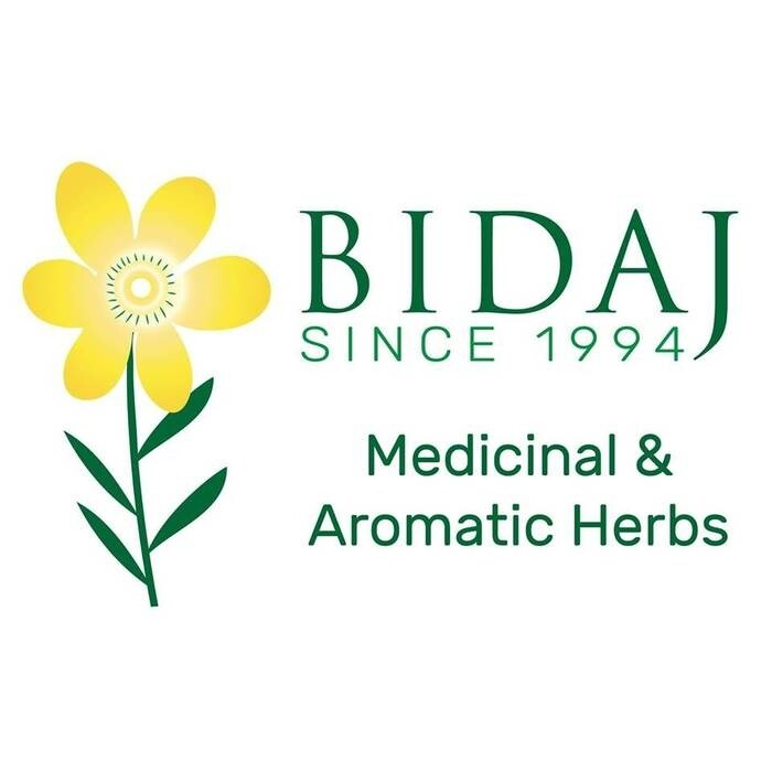 "LOGO_BIDAJ Shpk ""Medicinal & Aromatic Herbs"""