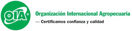 LOGO_OIA Certification Body . Organización Int. Agropecuaria