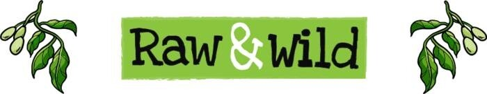 LOGO_RAW & WILD LTD.