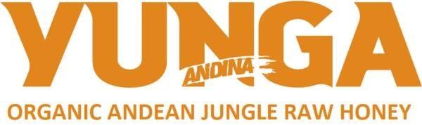 LOGO_YUNGA ANDINA. Organic Andean Jungle Raw Honey