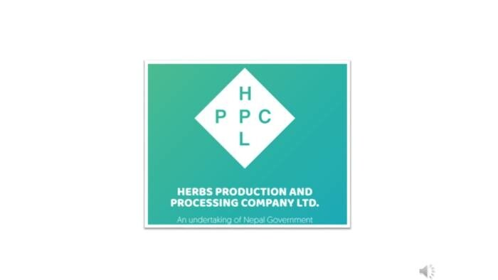 LOGO_Herbs Production and Processing Company Ltd. (HPPCL)