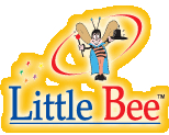 LOGO_LITTLE BEE IMPEX, INDIA