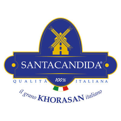 LOGO_SANTACANDIDA ITALIA SRL - Italian KHORASAN wheat