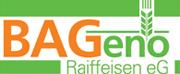 LOGO_BAGENO Raiffeisen eG / PARTNERBIO