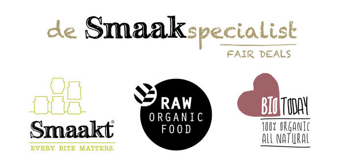 LOGO_De Smaakspecialist, Organic and vegan food