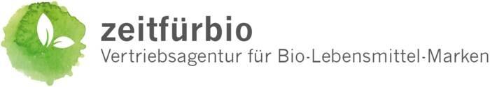 LOGO_zeitfürbio Vertriebsagentur für Bio-Lebensmittelmarken