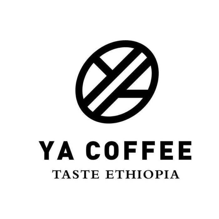 LOGO_YA Coffee Roasters Yeka Sub City Woreda 11 hello@ya.coffee