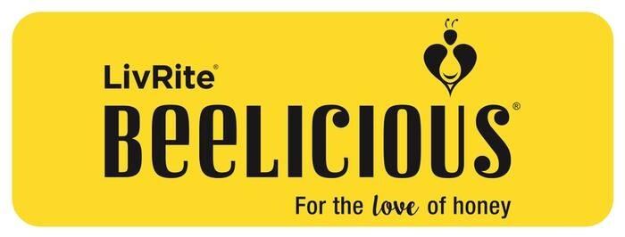 LOGO_LivRite Foods - Beelicious honey