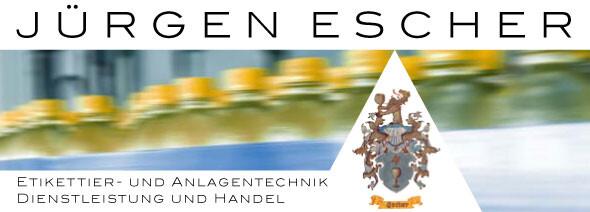 LOGO_Jürgen Escher Etikettier- und Anlagentechnik Dienstleistung und Handel
