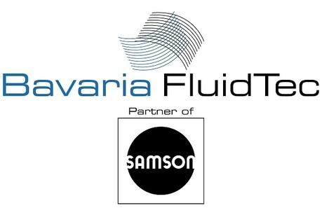 LOGO_Bavaria FluidTec GmbH Partner of SAMSON