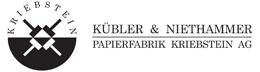 LOGO_Kübler & Niethammer Papierfabrik Kriebstein AG