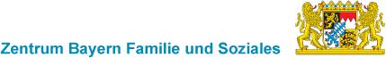 LOGO_Zentrum Bayern Familie und Soziales