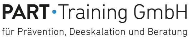 LOGO_PART-Training GmbH für Prävention, Deeskalation und Beratung