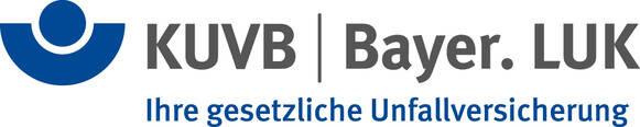 LOGO_Kommunale Unfallversicherung Bayern (KUVB) Bayerische Landesunfallkasse (Bayer.LUK)