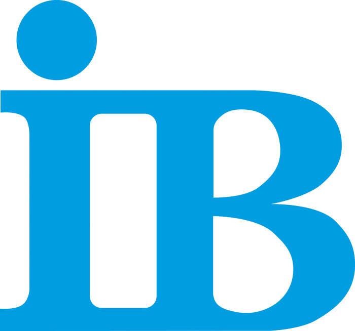 LOGO_Internationaler Bund e.V. IB Nordbayern Sozial- und Bildungsarbeit e.V.