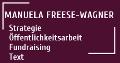 LOGO_Manuela Freese-Wagner, Öffentlichkeitsarbeit und Fundraising