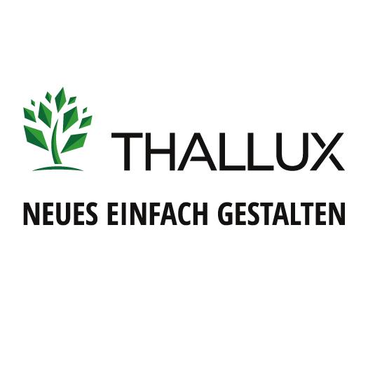 LOGO_THALLUX GmbH - Neues einfach gestalten