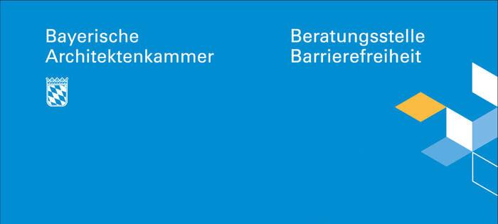 LOGO_Bayerische Architektenkammer Beratungsstelle Barrierefreiheit