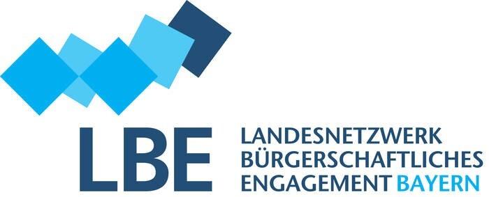 LOGO_LBE Landesnetzwerk Bürgerschaftliches Engagement Bayern e.V.