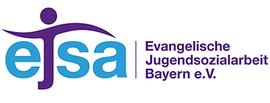 LOGO_Evangelische Jugendsozialarbeit in Bayern - EJSA