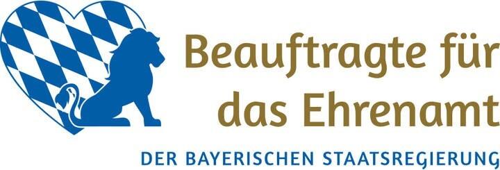 LOGO_Ehrenamtsbeauftragte der Bayerischen Staatsregierung